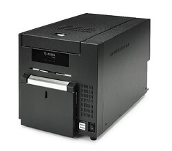 Zebra ZC10L Large-Format Card & Badge Printer