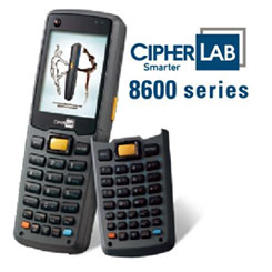 CipherLab 8600 Series